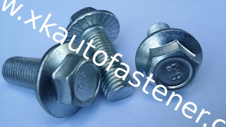 China DIN6291 Hex Flange Bolt supplier