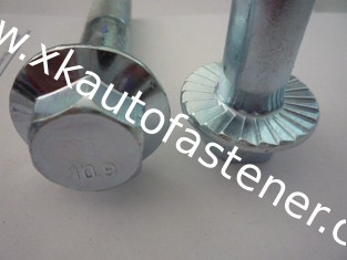 China auto Hex Flange Bolt supplier