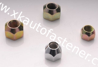 China wheel nuts zinc supplier