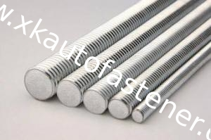 China DIN975  din976  threaded bars supplier